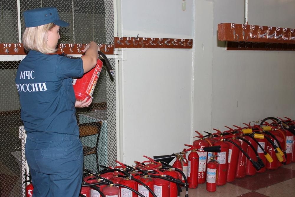 проверка предприятия пожарной инспекцией что нужно для
